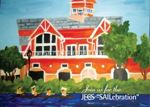 SAILebration Invitation Front Cover
