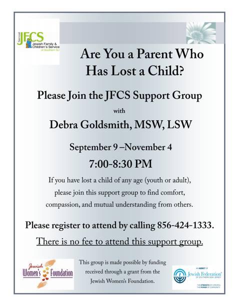 loss of a child group  JPEG