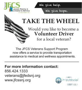 Take the Wheel Volunteers needed JPEG