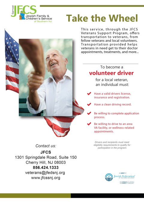 Veterans_Take the wheel_volunteer_FLYER no_title