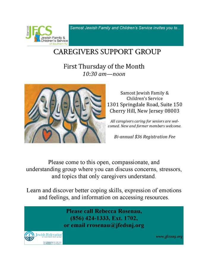 2014 caregivers support group REVISED