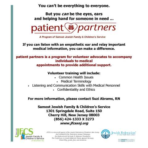 Patient Partners revised 5 24 12