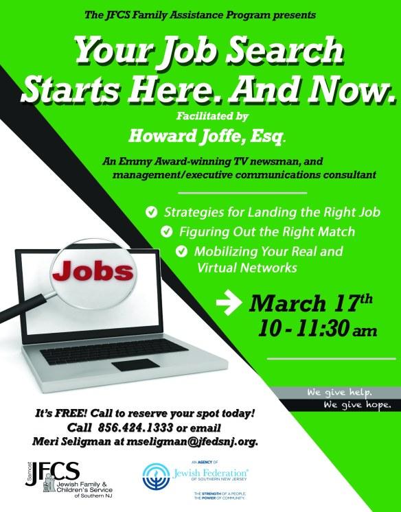 Job search PDF