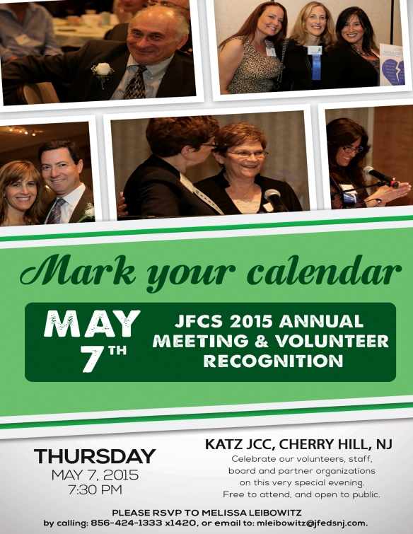 Save the Date Annual Meeting2015FINAL