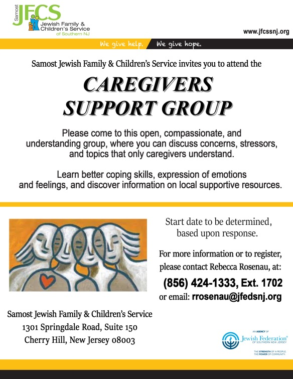 Caregivers support group _ Generic_April2015