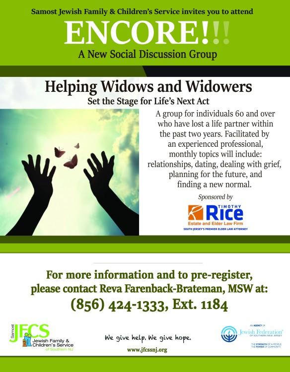 ENCORE widow and widowers_GENERIC_May2015