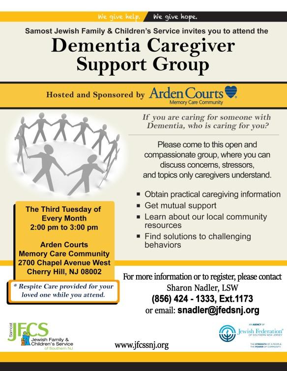 Dementia Caregivers Support Group _ 1.26.2016 .jpg