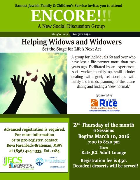 ENCORE widow and widowers_1.6.2016