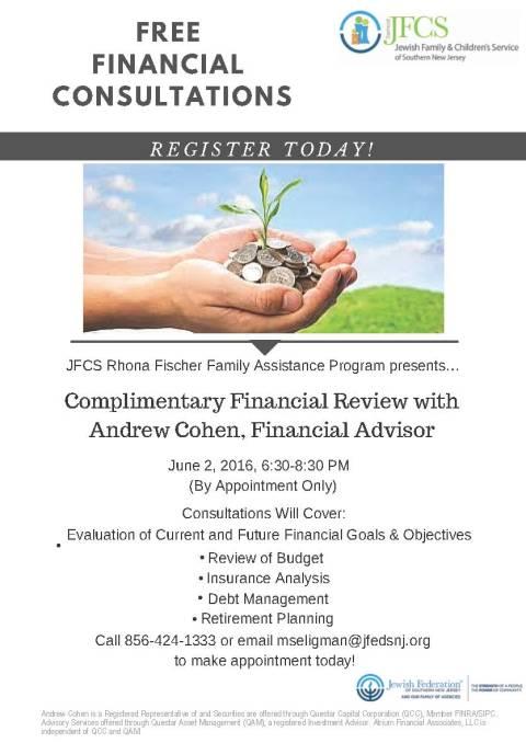 Financial Flyer D1