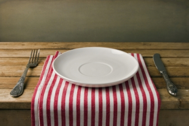 senior-hunger-empty-plate-shutterstock_111469424