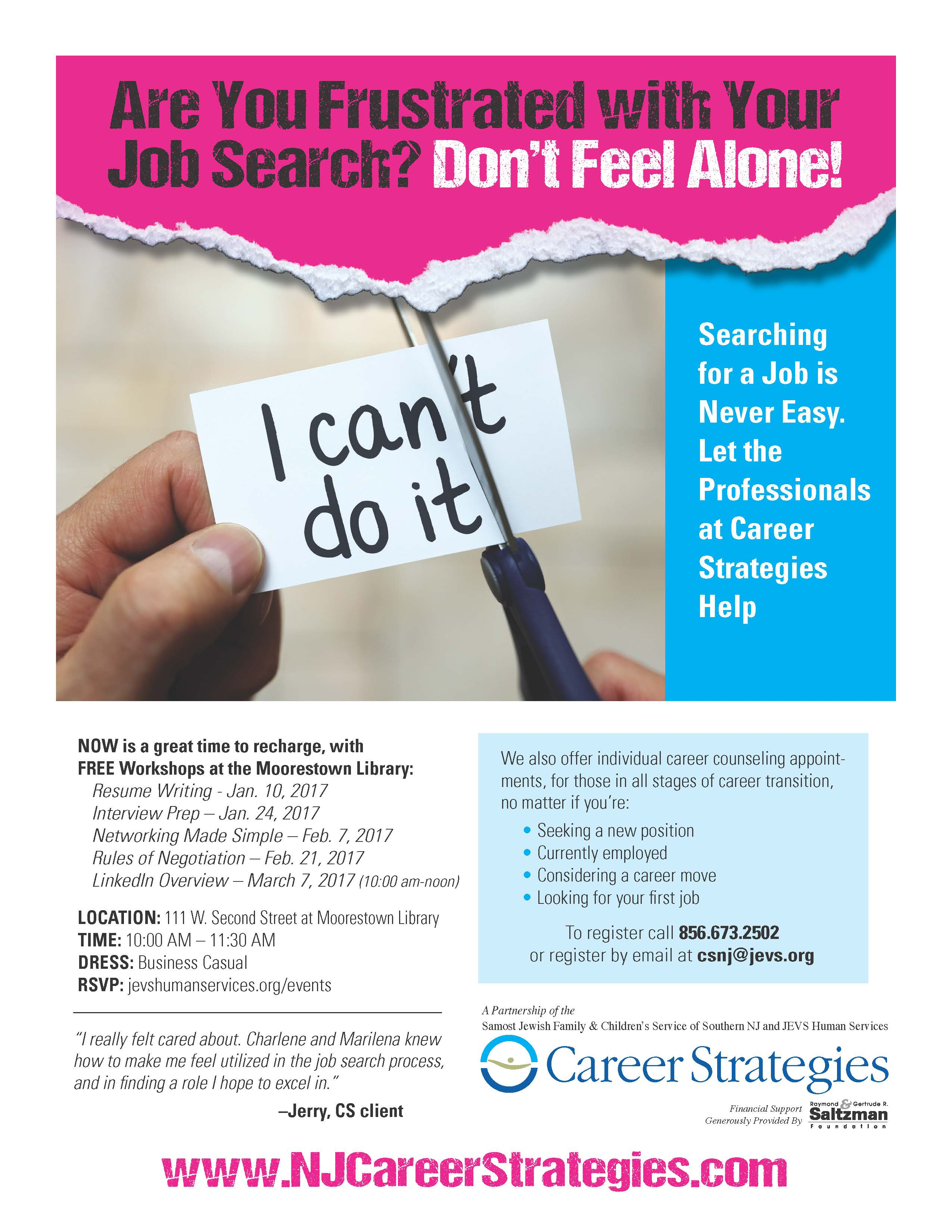 Career Strategies Resume Interview Networking Negotiation and